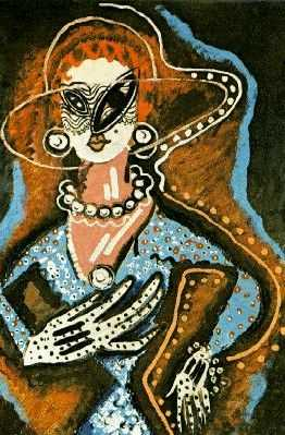 Francis Picabia, A mulher mon�culo